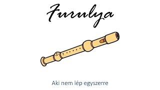 Hangszer ovi - Aki nem lép egyszerre (furulya) / Hungarian children song (cat, cow, dog, animal)