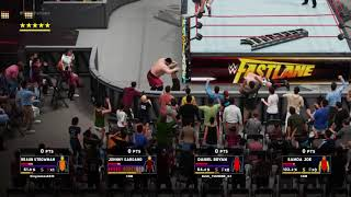 WWE 2K18 Daniel Bryan Officially Retires Again