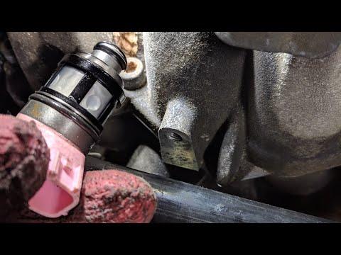 Mercury Villager/Nissa quest DIY fuel injector