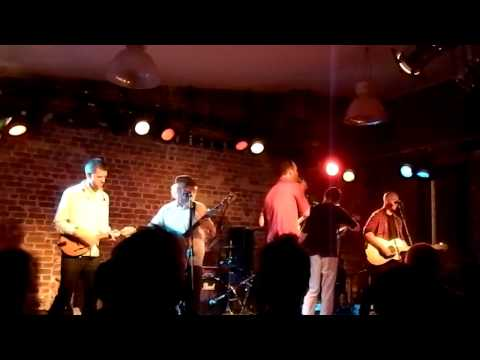 """Streams Of Whiskey - Cover The Clash's """"London Calling"""" Live @ The Sando -2012"""