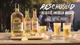 Badger's Bluff - Fresh Cut American Whiskey