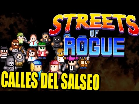 MISIONES COOP - STREETS OF ROGUE