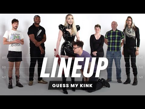 Guess My Kink | Lineup | Cut