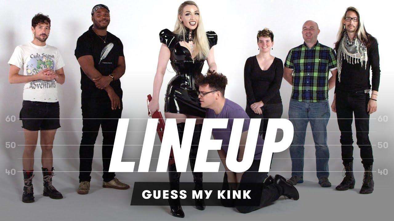 Guess My Kink | Lineup | Cut