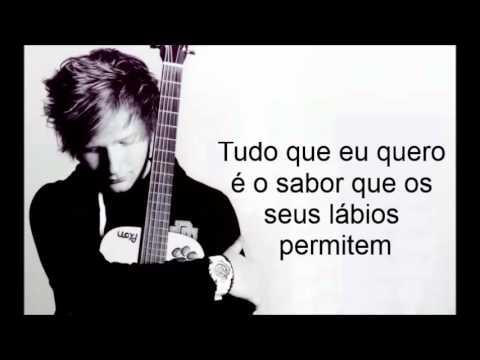 Ed Sheeran - Give Me Love tradução