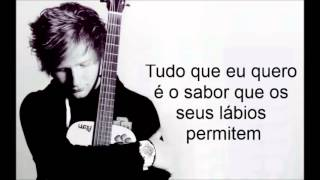 ed sheeran give me love tradução