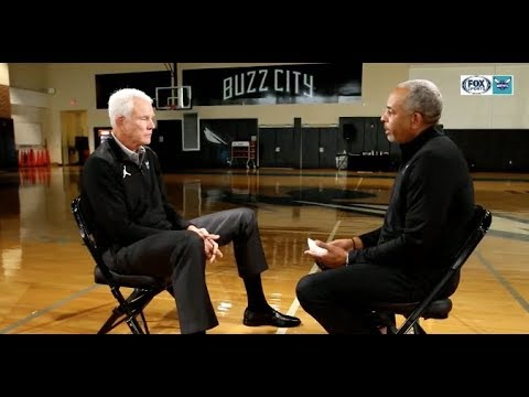 Mitch Kupchak outlines why he took Charlotte Hornets GM job