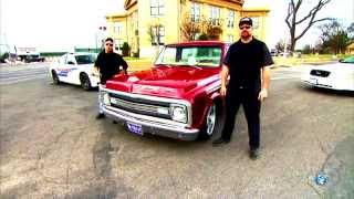 Fired Up Garage Finishes Their First Restomod Pickup
