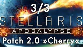 Stellaris Apocalypse: Patch 2.0 #3/3 - Schiffsdesign, Bodenkrieg, Aufstiegspfade u.v.m. (Tutorial)