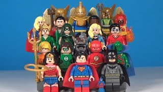 LEGO DC Superheroes: Justice League Minifigures Collection