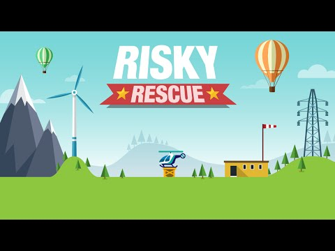 Risky Rescue - Official Gameplay Trailer (iOS/Android/Windows Phone)
