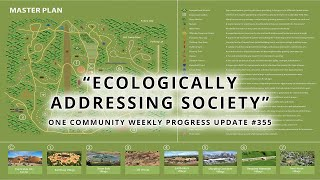 Ecologically Addressing Society - One Community Weekly Progress Update #355