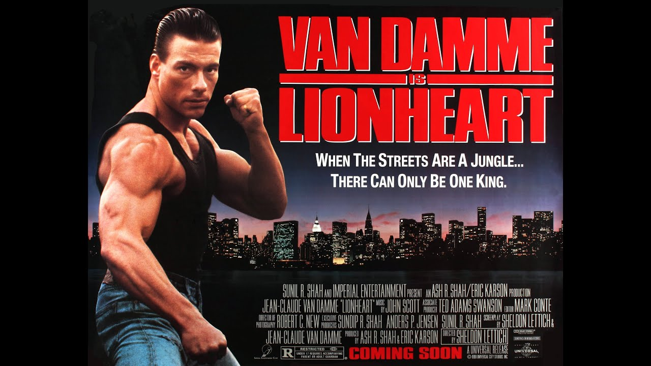 Lionheart Best Fight Scene Van Damme Youtube