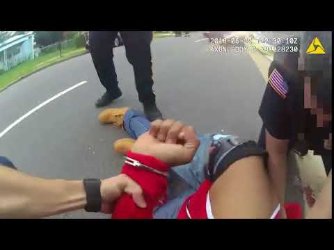 BODY CAMERA FOOTAGE FATAL ATLANTIC CITY POLICE INVOLVED SHOOTING, JUNE 22, 2018