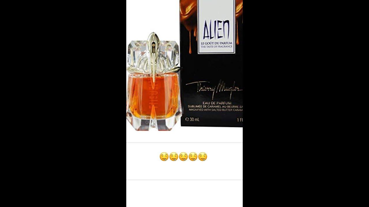 Mugler Alien Taste of fragrance quick review