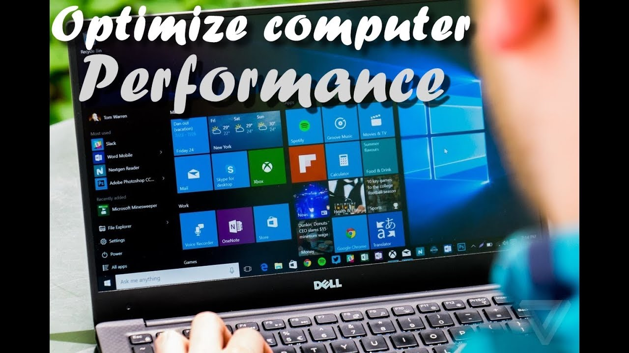 How to optimize computer performance. How to optimize computer performance for free 71