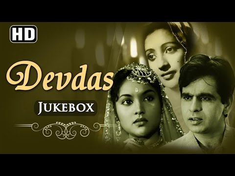 All Songs Of Devdas {HD} - Dilip Kumar - Vyjayanthimala - Suchitra Sen - Motilal - Hindi Full Songs
