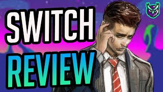 Deadly Premonition 2: A Blessing in Disguise Switch Review-So BAD its GOOD again? (Video Game Video Review)