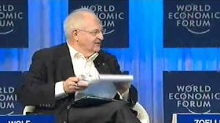 Davos Annual Meeting 2011 - The Global Economic Outlook