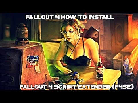 Fallout Script Extender Not Working