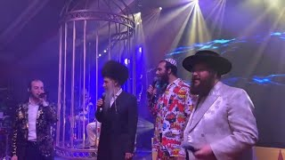 Purim 2021 With MBD, Itzik Dadya, Shulem Lemmer, Beri Weber & Shloime Daskal