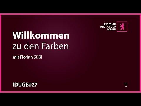 IDUG Berlin#27 – Farbmanagement