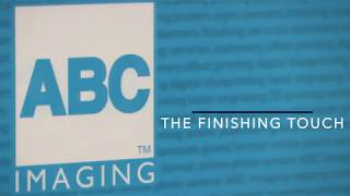 ABC Imaging: The Finishing Touch