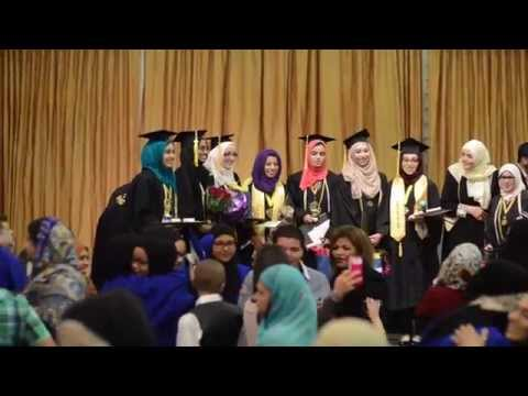The Darul Arqam North 2015 Graduation Story
