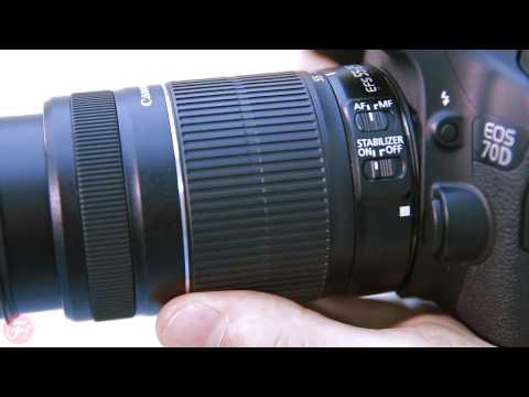 Фотошкола рекомендует: Обзор объектива Canon EF-S 55-250mm f/4-5.6 IS II