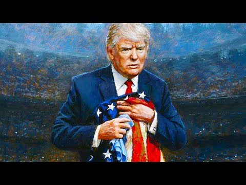 Hannity Trolls Liberals With Trump Painting