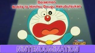 Doraemon: Nobita to Himitsu Dougu Hakubutsukan - New Trailer in 1080p