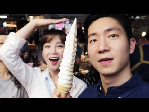 Ultimate Korean Street Food Tour
