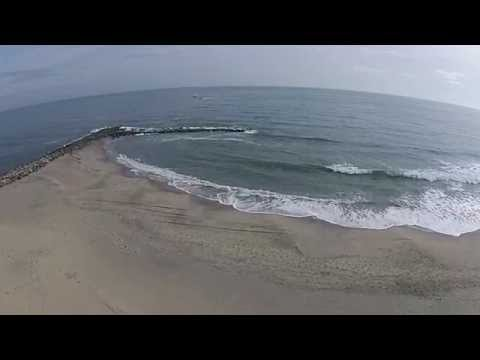 Drone Jett over Allenhurst New Jersey