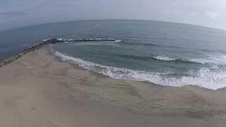 Drone Jett over Allenhurst New Jersey