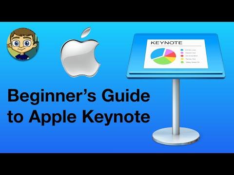 Beginner's Guide To Apple Keynote