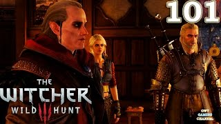 The Witcher 3 Gameplay Walkthrough Part 101 No Commentary - Through Time and Space