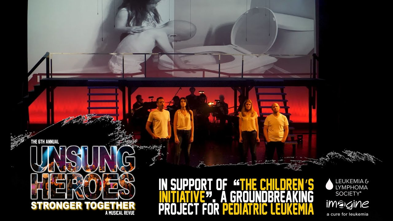 Bridge Over Troubled Water (Simon and Garfunkel Cover) our 2019 Pediatric Leukemia Tribute Song