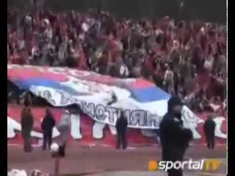 BULGARIAN ULTRAS - Kosovo is Serbia - 2015