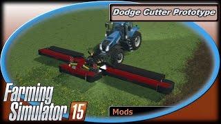 Farming Simulator 15 Mods - Mower
