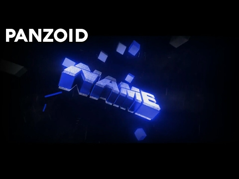 how to make panzoid intro mp4