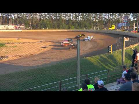 Mod 4 Heat 2 - North  Central Speedway Brainerd