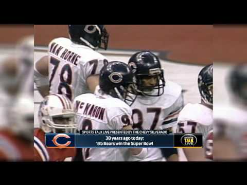 SportsTalk Live: Remembering the Super Bowl XX