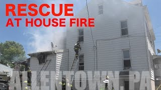 ALLENTOWN 2nd Alarm with Rescue (Radio Comms Included)