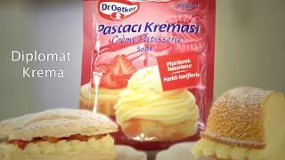 Pastacı Kreması Diplomat - Dr. Oetker