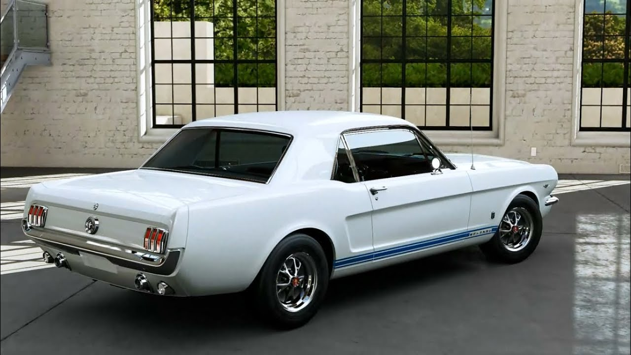 Forza Motorsport 5 1965 Ford Mustang Gt Coupe Youtube