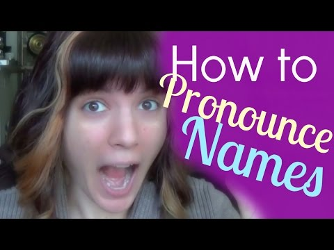 More Questions than Answers: Pronunciation