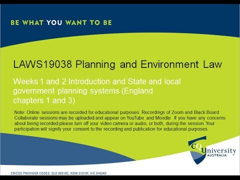 LAWS1938_2 Planning and Environment Law