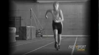 Sprinting Speed-Focus on Agility