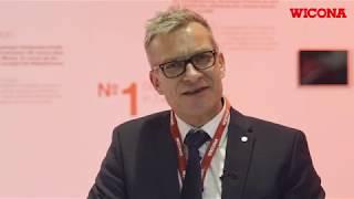 WICONA Bau München 2019 Interviews 02 Werner Jager