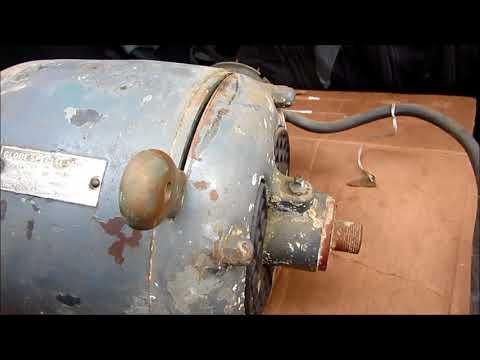 "Globe Tool & Engineering Co - Type 2009 ""Special Motor"" 1"
